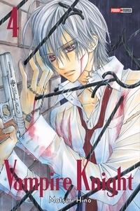 Matsuri Hino - Vampire Knight Tome 4 : .