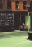 Matt Cohen - .