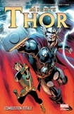 Matt Fraction et Kieron Gillen - Mighty Thor Tome 2 : Combustion totale.