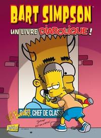 Matt Groening - Bart Simpson Tome 10 : Un livre diabolique.