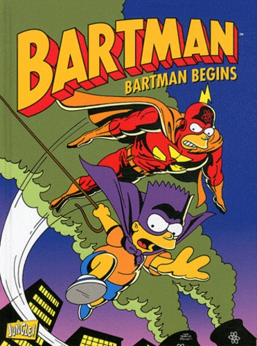 Bartman (1) : Bartman begins