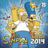 Matt Groening - Calendrier Simpson 2014.