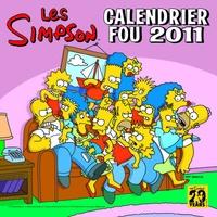 Matt Groening - Les Simpson, Calendrier fou 2011.