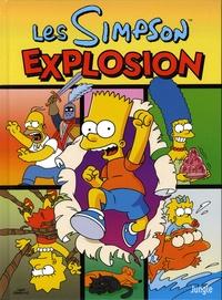 Matt Groening - Les Simpson explosion Tome 1 : .