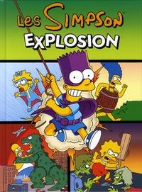 Matt Groening - Les Simpson explosion Tome 2 : .