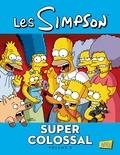 Matt Groening - Les Simpson - Super colossal Tome 2 : .