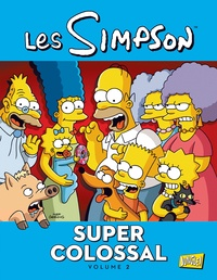 Matt Groening - Les Simpson - Super colossal Tome 2 : .