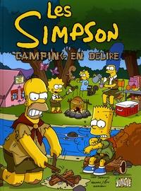 Matt Groening - Les Simpson Tome 1 : Camping en délire.