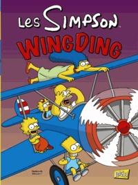 Matt Groening et  Morrison - Les Simpson Tome 16 : Wingding.