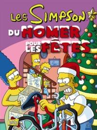 Matt Groening - Les Simpson Tome 2 : Du Homer pour les fêtes.