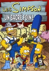 Matt Groening - Les Simpson Tome 2 : Un sacré foin ! - L'affaire du gilet ; Homer est presque maire.