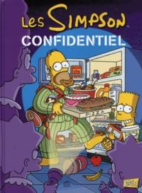 Matt Groening - Les Simpson Tome 26 : Confidentiel.