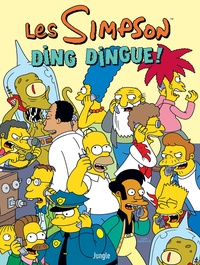 Matt Groening - Les Simpson Tome 37 : Ding Dingue !.