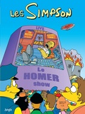 Matt Groening - Les Simpson Tome 38 : Le Homer show.