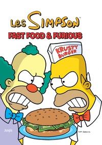 Matt Groening - Les Simpson Tome 39 : Fast Food & Furious.