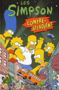 Matt Groening - Les Simpson Tome 4 : Les Simpson contre-attaquent.