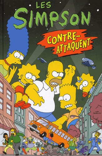Matt Groening - Les Simpson Tome 4 : Les Simpson contre-attaquent.