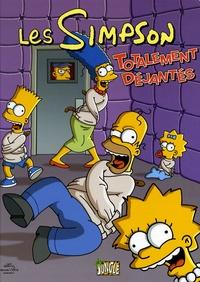Matt Groening - Les Simpson Tome 4 : Totalement déjantés.