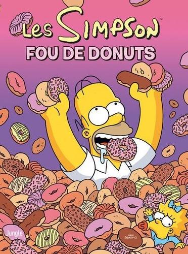 Les Simpson Tome 41 Fou de donuts