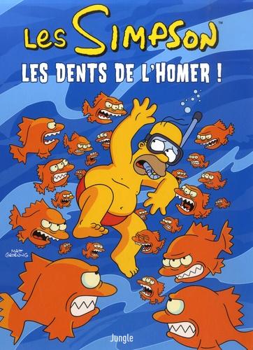 Les Simpson Tome 42 Les dents de l'Homer !