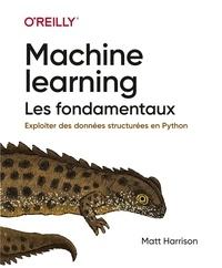 Matt Harrison - Machine learning : les fondamentaux.