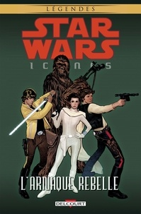 Histoiresdenlire.be Star Wars icones Tome 4 Image
