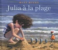 Matt Myers - Julia à la plage.