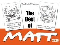 Matt Pritchett - The Best of Matt 2020 - The funniest and best from the Cartoonist of the Year.