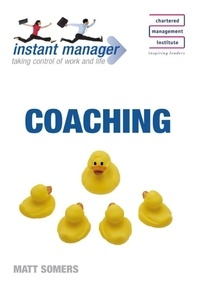 Matt Somers - Instant Manager: Coaching.
