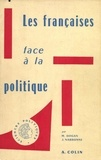 Mattei Dogan et Jacques Narbonne - Les Françaises face à la politique.