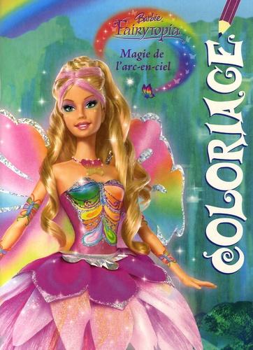 Mattel - Magie de l'arc-en-ciel - Coloriage.
