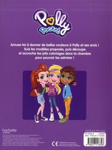 Mon livre de coloriages Polly Pocket