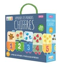 Matteo Gaule - Apprends tes premiers chiffres - Avec 1 puzzle de 20 pièces.