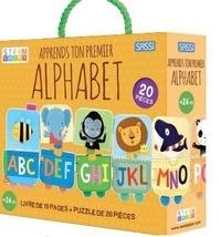 Matteo Gaule - Apprends ton premier alphabet - Avec un puzzle 20 pîèces.