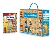 Matteo Gaule et Nadia Fabris - L'Egypte ancienne - Avec 1 Puzzle prédécoupé 200 pièces.