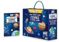 Matteo Gaule et Nadia Fabris - Voyage, découvre, explore : L'espace - Le système solaire - Contient un puzzle de 205 pièces et un livre.