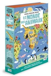 Matteo Gaule et Irena Trevisan - Voyage, découvre, explore le monde des animaux.