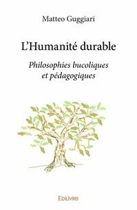 Deedr.fr L'Humanité durable - Philosophies bucoliques et pédagogiques Image