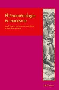 Matteo Vincenzo d' Alfonso et Pierre-François Moreau - Phénoménologie et marxisme - Perspectives historiques et legs théoriques.
