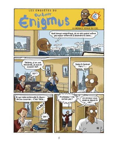 Les enquêtes du docteur Enigmus Tome 1 Le club des assassins