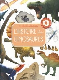 Matthew Forsyth - L'histoire des dinosaures.
