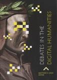 Matthew K. Gold - Debates in the Digital Humanities.