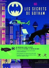 Matthew K. Manning et  Studio MUTI - Les Secrets de Gotham.