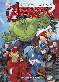 Matthew K. Manning - Marvel Action Avengers pack découverte 1 tome acheté = 1 tome offert.