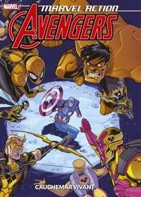 Matthew K. Manning - Marvel Action : Avengers T04 - Cauchemar vivant.