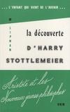 Matthew Lipman - L'enfant qui vient de l'avenir - La découverte d'Harry Stottlemeier.