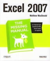 Matthew MacDonald - Excel 2007.