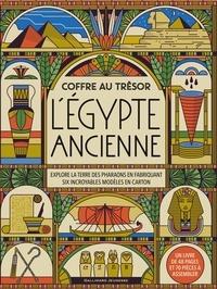 Matthew Morgan et  Muti - L'Egypte ancienne - Coffret au trésor.