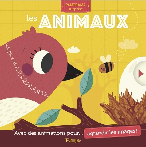 Panorama-surprise : Les animaux