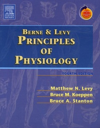 Histoiresdenlire.be Berne & Levy Principles of Physiology Image